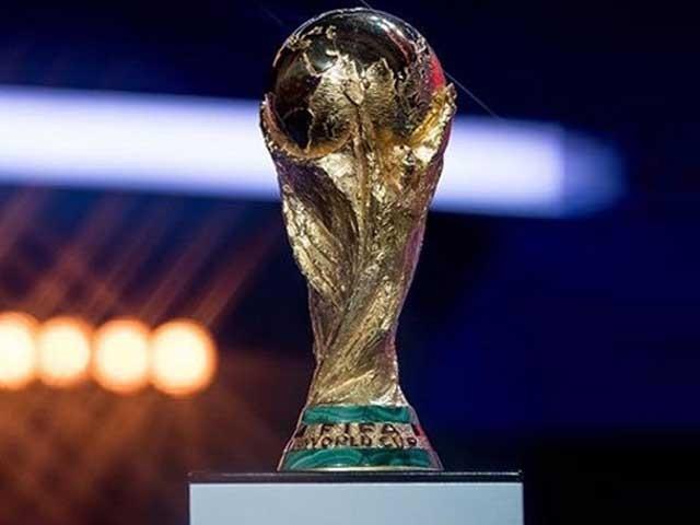 فٹبال کا عالمی میلہ سج گیا، پہلی کک آج لگے گی۔ فوٹو: سوشل میڈیا
