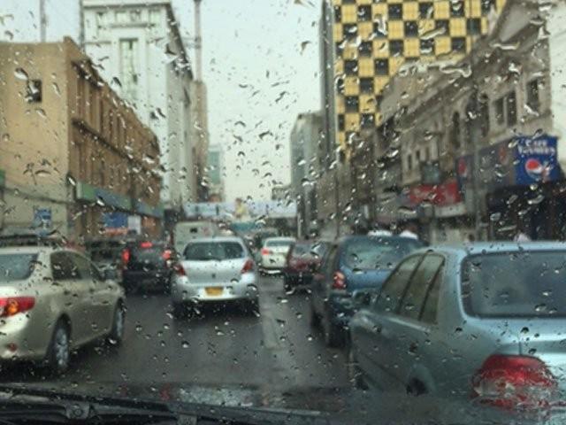 نچلی سطح کے بادلوں کی وجہ سے شہر کا مطلع جزوی ابر آلود ہے،محکمہ موسمیات۔ فوٹو:فائل