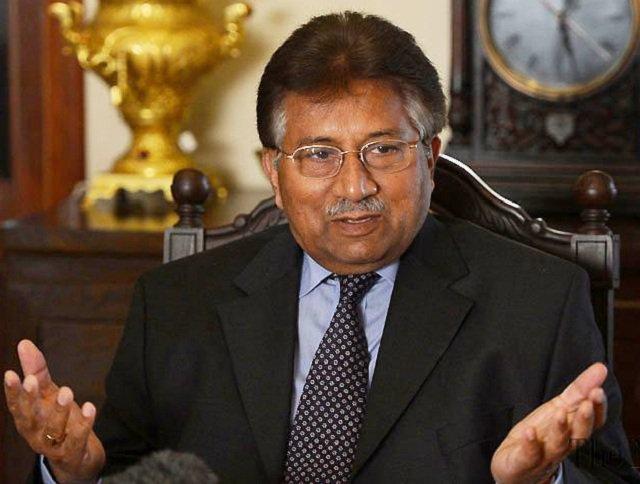 سپریم کورٹ نے  پرویز مشرف کو آج دوپہر 2 بجے تک پیش ہونے کی مہلت دی تھی۔ فوٹو: فائل