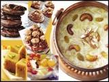 مہمانوں کے لیے انواع و اقسام کے لذت بھرے پکوان سے عید ٹرالی کو سجادیں۔ فوٹو : فائل