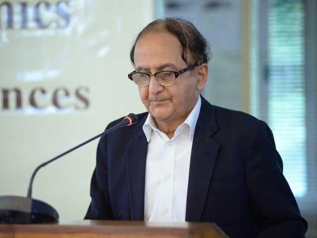 نگراں حکومت شفاف الیکشن کرانے کی قومی ذمہ داری کو احسن طریقے سے نبھائے گی، ڈاکٹر حسن عسکری۔ فوٹو:فائل