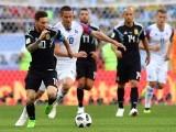 ارجنٹائن کے اسٹار کھلاڑی لیونل میسی گول اسکور کرنے میں ناکام رہے۔ فوٹو: اے ایف پی