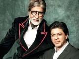 امیتابھ بچن اور شاہ رخ خان ایک مشترکہ پروجیکٹ کے تحت فلم بنائیں گے۔ بھارتی میڈیا۔ فوٹو : فائل