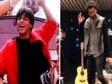 رنبیر کپور نے شاہ رخ خان کی فلم 'دل سے' کے مقبول گانے 'چھیاں چھیاں' پر رقص کیا۔ فوٹو : بھارتی میڈیا