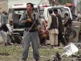 خود کش دھماکا افغان صوبے ننگرہار کے گورنر ہاؤس کے کمپاؤنڈ میں کیا گیا۔ فوٹو : فائل