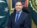 الیکشن کے بروقت انعقاد میں کوئی ابہام نہیں ہونا چاہیے، نگراں وزیر اطلاعات۔ فوٹو : فائل