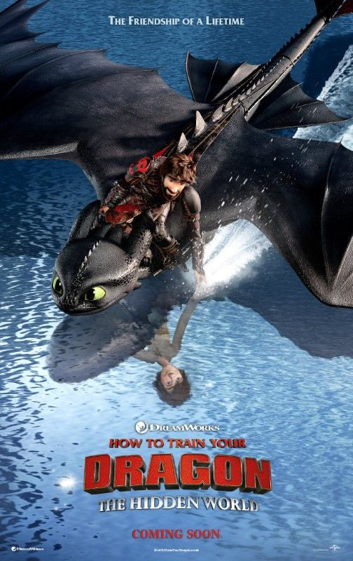 how to train your dragon the hidden world 3
