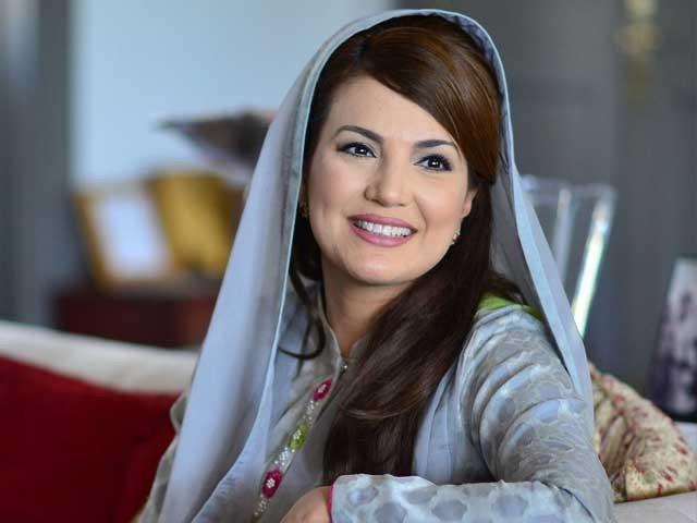 عمران خان نے مجھے پلک جھپکائے بغیر گھورنا شروع کیا، ریحام خان فوٹو: فائل
