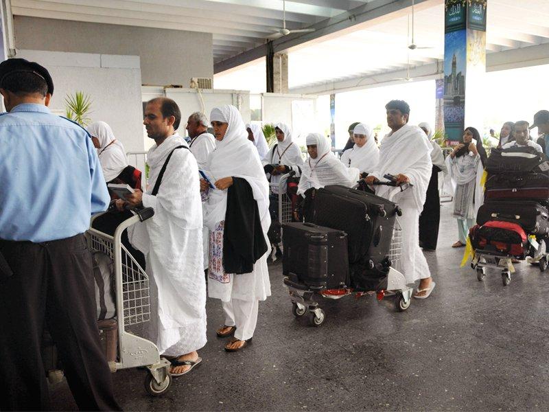 فریضہ حج کی ادائیگی کے بعد حاجیوں کی واپسی کے لیے بعد ازحج آپریشن 27اگست سے شروع کیا جائے گا۔ فوٹو: فائل