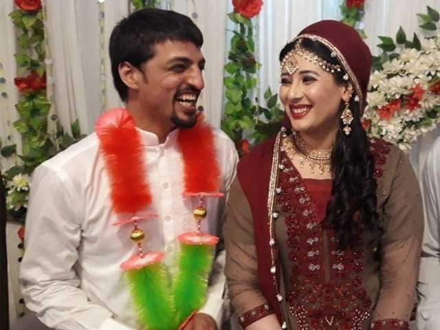 مجھے سعدیہ پسند تھیں، ان کو جیتنے کے لیے والدین کو راضی کیا،  فرحان زمان۔ فوٹو: فائل