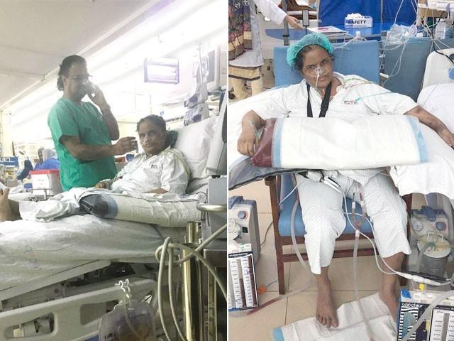 قومی ادارہ برائے امراض قلب میں بلامعاوضہ ہارٹ ٹرانسپلانٹ کیا گیا، حکام۔ فوٹو: ایکسپریس