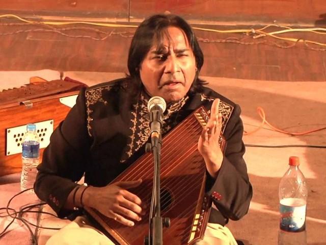 مزید پیار کے پیغام کو دنیا بھر میں عام کروں گا، استاد شفقت علی خان۔ فوٹو: سوشل میڈیا