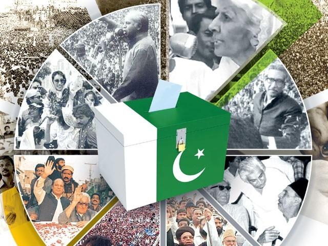 نئی سیاسی قوتوں کا ظہور،کراچی خوف سے آزاد، حلقوں میں تبدیلی، الیکشن 2018 کے منفرد پہلو۔ فوٹو: فائل