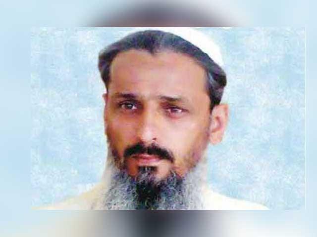 تحریک انصاف کے رکن صوبائی اسمبلی فرید خان کو 2013 میں ہنگو میں فائرنگ کرکے قتل کیا گیا تھا: فوٹو:فائل