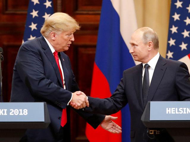 امریکا کے ساتھ معاملات مثبت انداز میں آگے بڑھ رہے ہیں، پیوٹن - فوٹو: رائٹرز