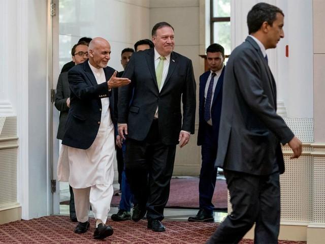ٹرمپ انتظامیہ نے اپنی اعلیٰ قیادت سے کہا ہے کہ افغان طالبان کے ساتھ براہ راست مذاکرات کیے جائیں (فوٹو: فائل، نیویارک ٹائمز)