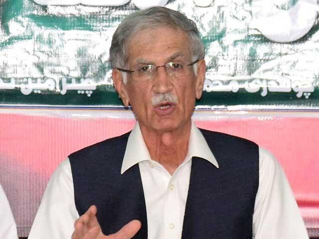 الیکشن کمیشن نے چیئرمین تحریک انصاف عمران خان کو بھی نازیبا زبان کے استعمال پر طلب کیا تھا فوٹو: فائل