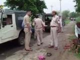 مشتعل ہجوم نے رام گڑھ میں گائے لے جانے والے دو نوجوانوں کو تشدد کا نشانہ بنایا۔ فوٹو : بھارتی میڈیا