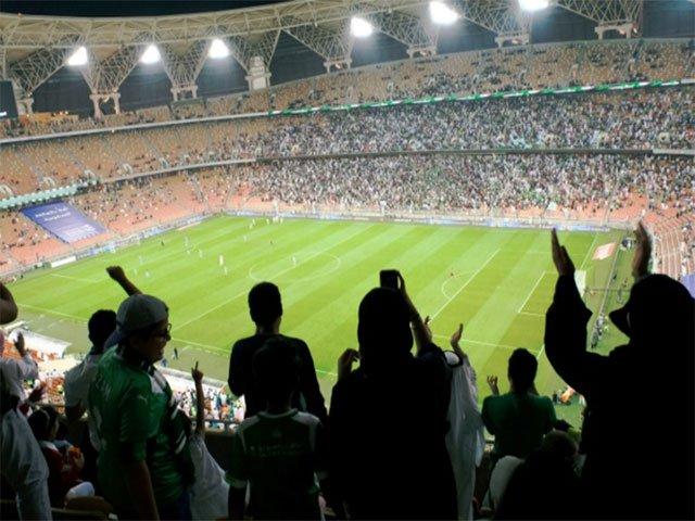 بحرین کے بدھیا کلب کیخلاف بھرپور مقابلہ کیا، 1-2 سے شکست ہی ہاتھ آئی۔ فوٹو: فائل