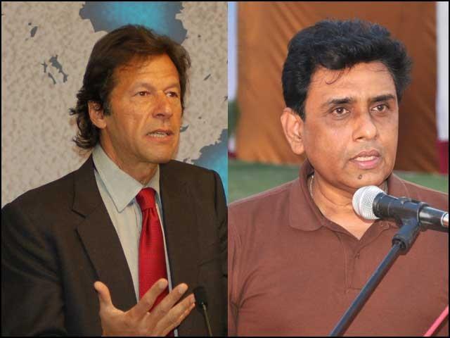 کچھ لوگ عمران خان اور خالد مقبول صدیقی میں بڑھتی سیاسی قربتوں پر گڑے مردے اکھاڑ کر دوریاں پیدا کرنا چاہ رہے ہیں۔ (فوٹو: فائل)