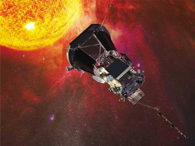 ناسا کا نیا خلائی مشن سورج کے رازوں سے پردہ اٹھائے گا۔ فوٹو؛ فائل