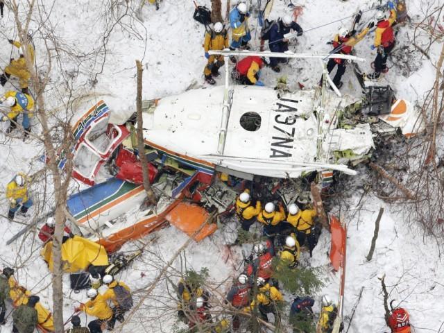 پرواز کا مقصد دشوارگزار پہاڑی مقامات تک پہنچنے کے لیے زمینی راستوں کی تلاش تھا۔ فوٹو: سوشل میڈیا