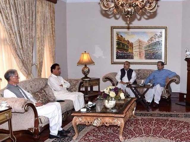 وزیر اعظم کی تقریب حلف برداری میں تمام جماعتوں کے پارلیمانی رہنماؤں کو مدعو کیا جائے گا،ترجمان پی ٹی آئی
