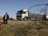 اسرائیلی حکومت نے مرکزی شاہراہ کو 9 جولائی کو بند کیا تھا۔ فوٹو : فائل