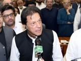 پارلیمنٹ میں کھڑا ہو کر ہرسوال کے جواب دوں گا، عمران خان (فوٹو: اسکرین گریب)