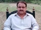 عثمان بزدار  کے خلاف 1998 میں ڈیرہ غازی خان میں مقدمہ درج کیا گیا تھا۔ فوٹو:فائل