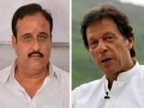 عثمان بزدار دیانتدار اور نئے پاکستان کے ویژن کو لے کر چلنے والے شخص ہیں، عمران خان . فوٹو : فائل