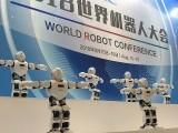 ورلڈ روبوٹ کانفرنس 2018 پچھلے ہفتے بیجنگ میں منعقد ہوئی۔ (فوٹو: سوشل میڈیا)