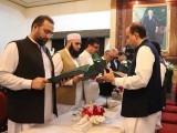 عاطف خان خیبر پختونخوا کے سینیئر وزیر ہوں گے فوٹو: سوشل میڈیا
