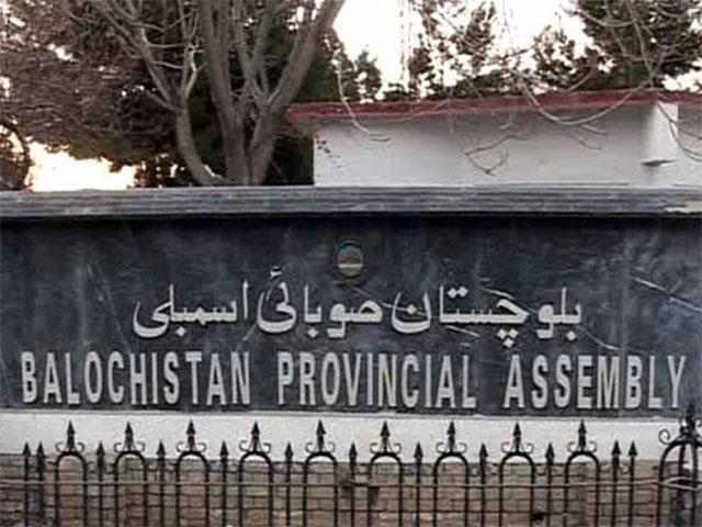 بلوچستان اسمبلی کی 11 خواتین مخصوص نشستوں میں سے 10 کا نوٹی فکیشن جاری کیا گیا  ہے،فوٹو: فائل