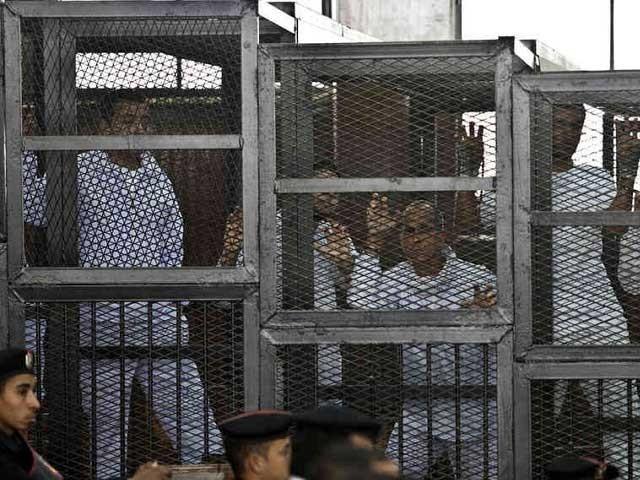 سزائیں انتہائی غیر منصفانہ اور مصری آئین کی خلاف ورزی ہیں، ایمنسٹی انٹرنیشنل فوٹو:فائل
