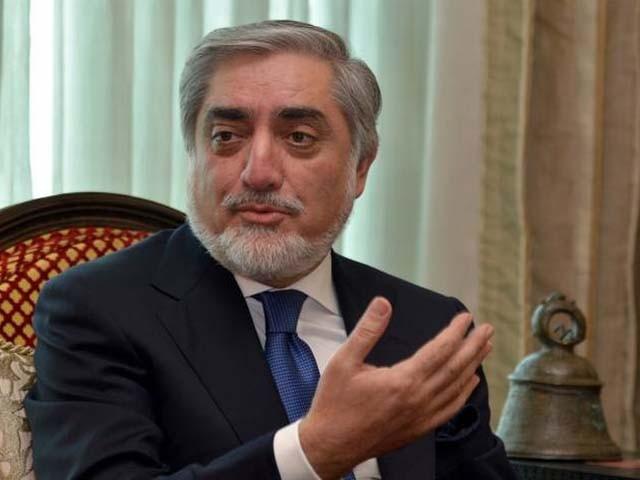 عبداللہ عبداللہ افغانستان کے پہلے چیف ایگزیکیٹو ہیں وہ اس سے قبل بھی اہم حکومتی عہدوں پر فائز رہے ہیں۔ فوٹو : فائل