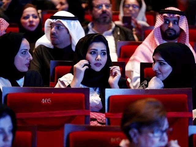 معاہدے کے مطابق پاکستانی فلموں اورڈراموں کو سعودی عرب میں نمائش کے لیے پیش کیاجائے گا، فوٹوفائل