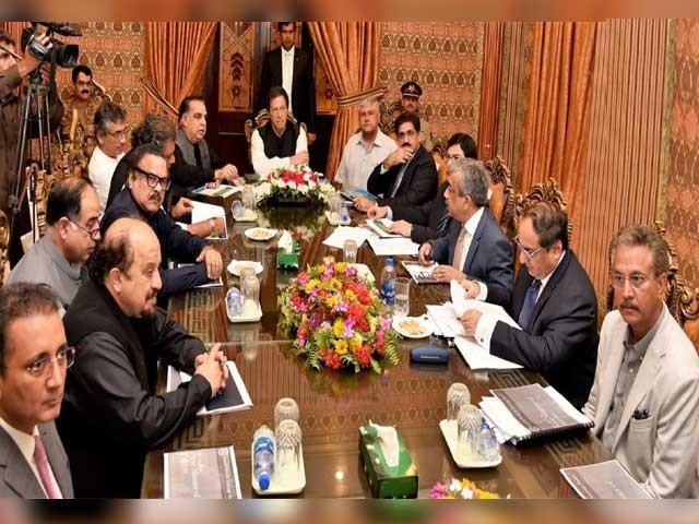امن کے بغیر مستحکم معیشت کا ہدف پورا نہیں کیا جاسکتا،وزیراعظم عمران خان ۔ فوٹو :  آن لائن