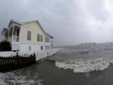 طوفان فلورنس سے شمالی کیرولینا کے 8 شہر بری طرح متاثر ہوئے۔ فوٹو:انٹرنیٹ