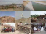 ضلع ڈیرہ بگٹی کے شہر سوئی کو حکومت پاکستان کی جانب سے ایک ''ماڈل سٹی'' بنانا چاہیے تھا مگر پی پی ایل کمپنی کے ظلم اور بے حسی کی انتہا یہ ہے کہ سوئی کے شہری آج بھی کئی علاقوں میں لکڑیاں جلا نے پر مجبور ہیں۔ (تصاویر بشکریہ بلاگر)