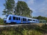 ہائیڈرل ٹرین بنانے والی کمپنی نے 2021 تک مزید 14 ٹرینیں لانے کا اعلان کیا ہے۔ فوٹو : ٹویٹر