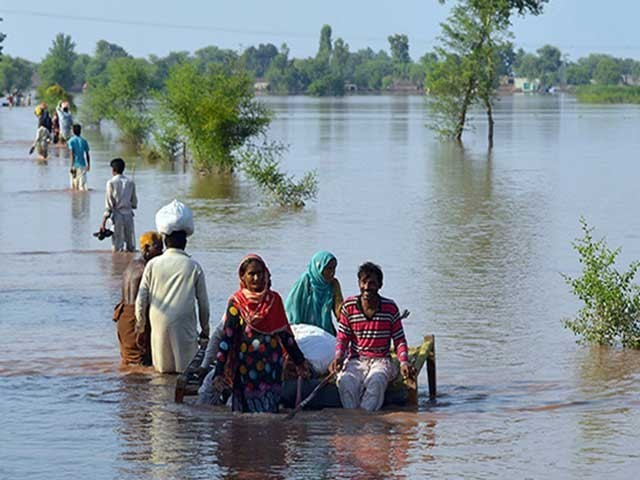 دریائے راوی، چناب، جہلم اور ستلج کے بپھرنے کی وارننگ جاری :فوٹو:فائل