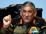 پاکستان کو اسی کی زبان میں جواب دیں گے، بھارتی آرمی چیف جنرل بپن راوت فوٹو:فائل