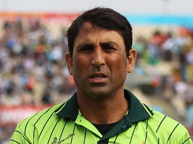 سرفراز  احمدکو پاکستان ٹیم کا کپتان برقرار رہنا چاہیے، یونس خان فوٹو:فائل