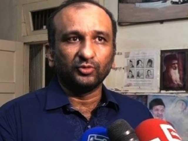 فیصل ایدھی نے اپنے اوپر لگنے والے الزامات کی تردید کی ہے فوٹو:فائل
