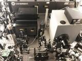 دنیا کا تیز رفتار ترین کیمرا جو 10 ٹریلین فریم فی سیکنڈ پر عکس بندی کرسکتا ہے (فوٹو: آئی این آر ایس)