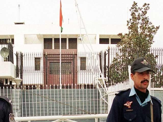 کرشن ودیا ساگرکو 10 ماہ قید اور 5 ہزار روپے جرمانے کی سزا سنائی گئی تھی فوٹو: فائل