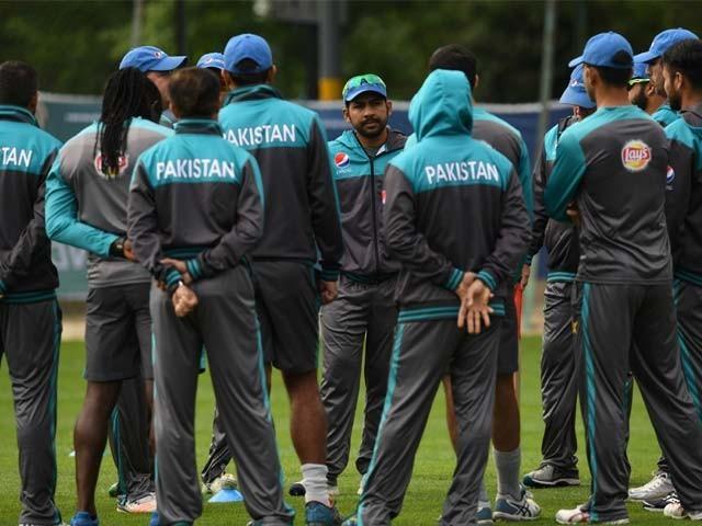 پاکستانی ٹیم کو 2016کے بعد یواے ای میں پہلی فتح کی تلاش  فوٹو:فائل