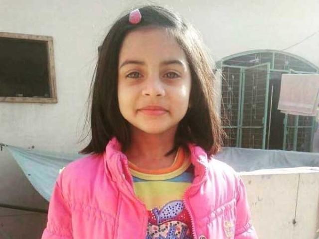 قصورکی 7 سالہ زینب قتل کیس سمیت 12 بچیوں کے قاتل عمران کے 5 روز قبل بلیک وارنٹ جاری کیے تھے: فوٹو: فائل