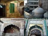 مجھے یہ اندرون لاہور کی وہ واحد تاریخی عمارت ملی جس پر اس کی تاریخ سے متعلق آگاہی کےلیے بورڈ لگایا گیا ہے۔ (تصاویر بشکریہ بلاگر)